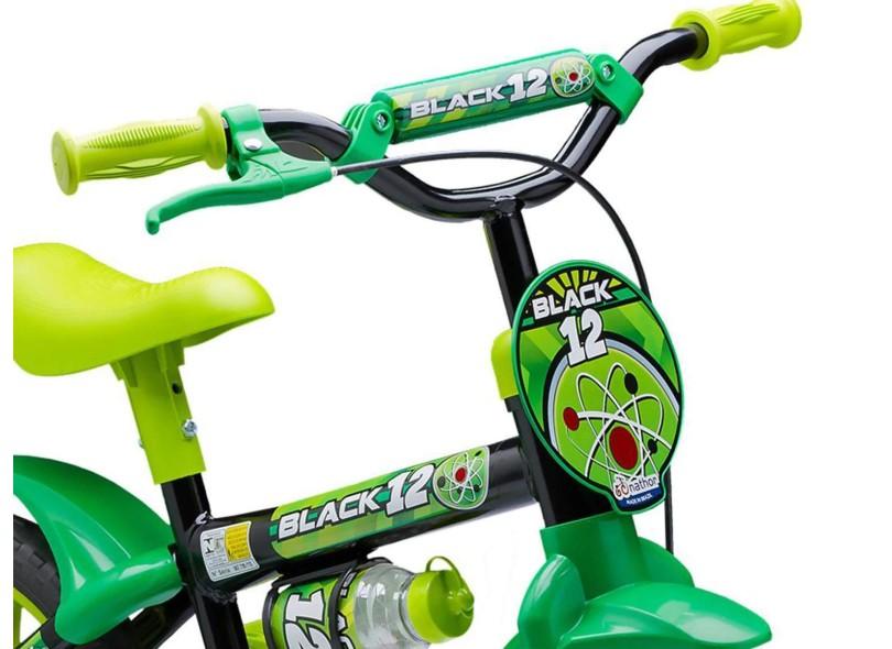 0e0f62925 Bicicleta Nathor Aro 12 Black