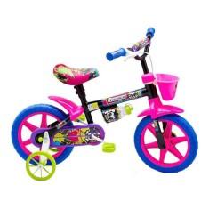 Bicicleta Nathor Aro 12 Charmosa