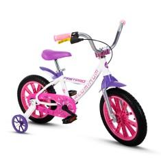 Bicicleta Nathor Aro 14 FirstPro Feminina