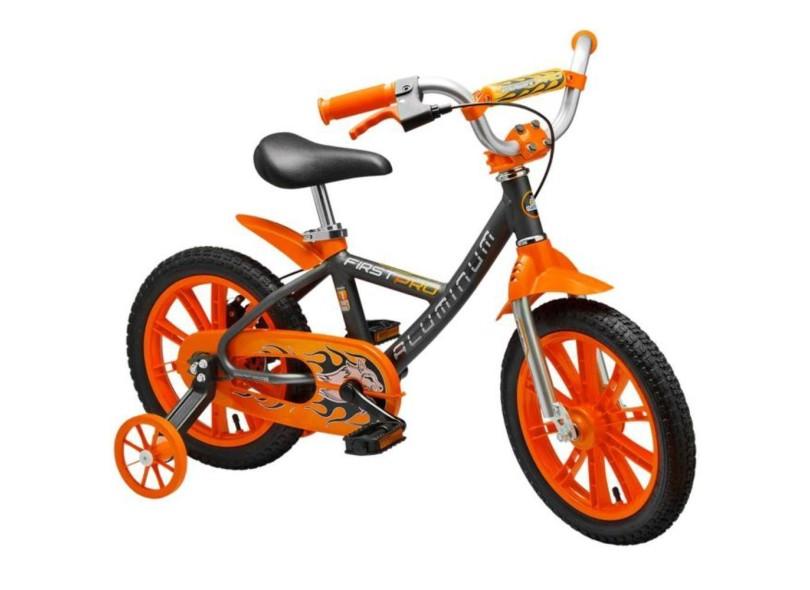bafe85566 Bicicleta Nathor Aro 14 FirstPro Masculino