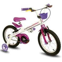 Bicicleta Nathor Aro 16 Freio V-Brake Bella