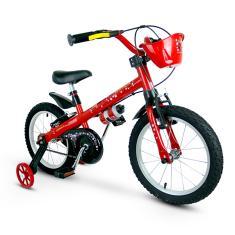 Bicicleta Nathor Aro 16 Freio V-Brake Lady