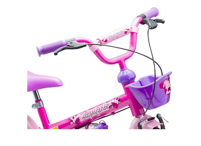 491c20013 Bicicleta Nathor Aro 16 Top Girls