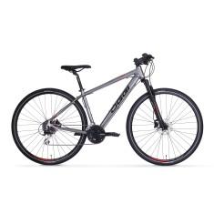 Bicicleta Oggi 24 Marchas Aro 700 Suspensão Dianteira Freio a Disco Hidráulico Lite Tour 2018