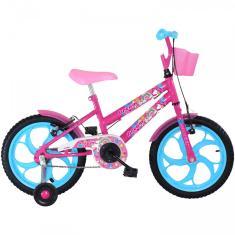 Bicicleta Oxer Aro 16 Freio V-Brake Dream