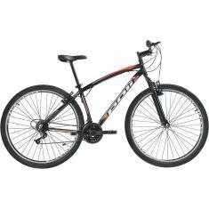 Bicicleta Polimet 21 Marchas Aro 29 Freio V-Brake MTB