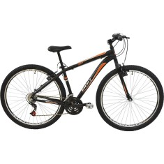 Bicicleta Polimet 21 Marchas Aro 29 Suspensão Dianteira Freio V-Brake