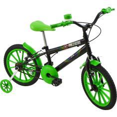 Bicicleta Polimet Aro 16 Freio V-Brake Poli Kids