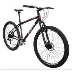 Bicicleta South Bike Lazer 21 Marchas Aro 29 Freio a Disco Mecânico Hunter GT