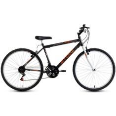 Bicicleta Stone Bike 18 Marchas Aro 26 Freio V-Brake TR-1 Masculina