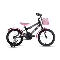 Bicicleta Stone Bike Aro 16 Freio V-Brake Drika