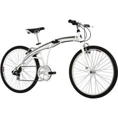 Bicicleta TITO Dobrável 7 Marchas Aro 26 Freio V-Brake To Go