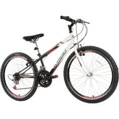 Bicicleta Track & Bikes 18 Marchas Aro 24 Freio V-Brake Axess