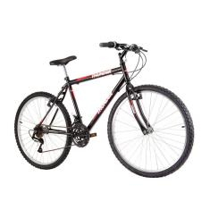 Bicicleta Track & Bikes 18 Marchas Aro 26 Freio V-Brake Thunder II Masculina