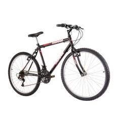 Bicicleta Track & Bikes 18 Marchas Aro 26 Freio V-Brake Thunder Masculina