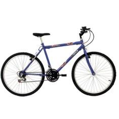 Bicicleta Track & Bikes 18 Marchas Aro 26 Freio V-Brake Viper