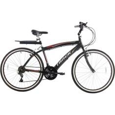 Bicicleta Track & Bikes 21 Marchas Aro 26 Freio V-Brake Track Week 300