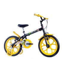 Bicicleta Track & Bikes Aro 16 Freio V-Brake Dino 16