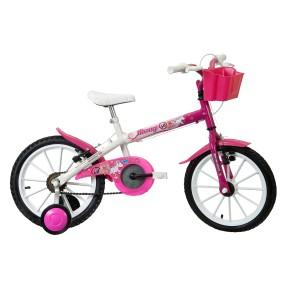 Bicicleta Track & Bikes Aro 16 Freio V-Brake Monny
