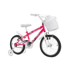 Bicicleta Track & Bikes Aro 16 Freio V-Brake Track Girl