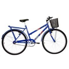 Bicicleta Track & Bikes Aro 26 Freio V-Brake Pratik