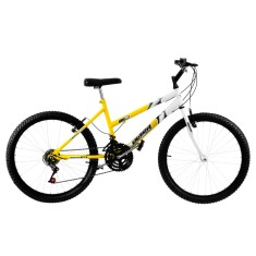 Bicicleta Ultra Bikes 18 Marchas Aro 24 UM24