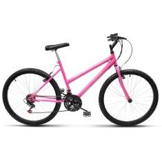 Bicicleta Ultra Bikes 18 Marchas Aro 26 Freio V-Brake Soft