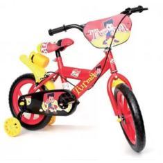 Bicicleta Unitoys Lazer Aro 14 Turma