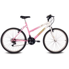 Bicicleta Verden Bikes 18 Marchas Aro 26 Freio V-Brake Live Feminina