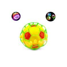 Bola Maluca Brinquedo Criança Amarela
