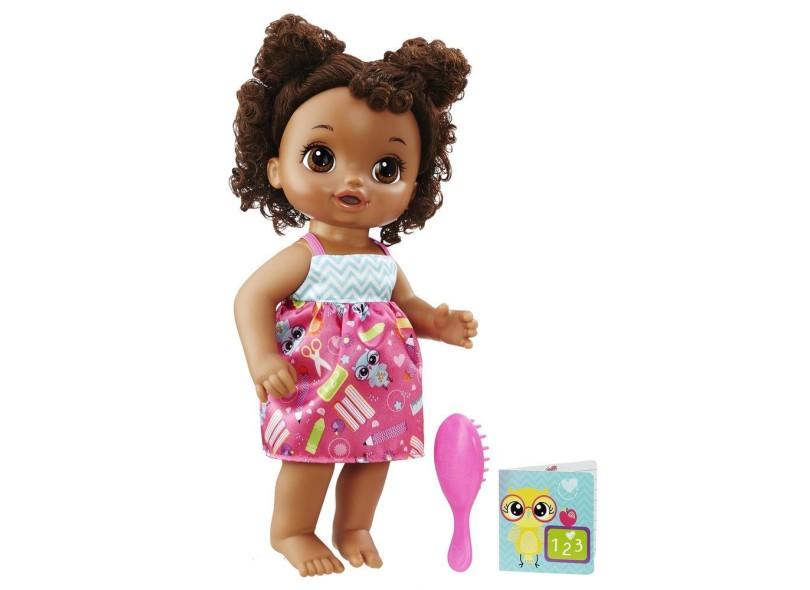 55e9e9ca78 Boneca Baby Alive Escolinha Hasbro