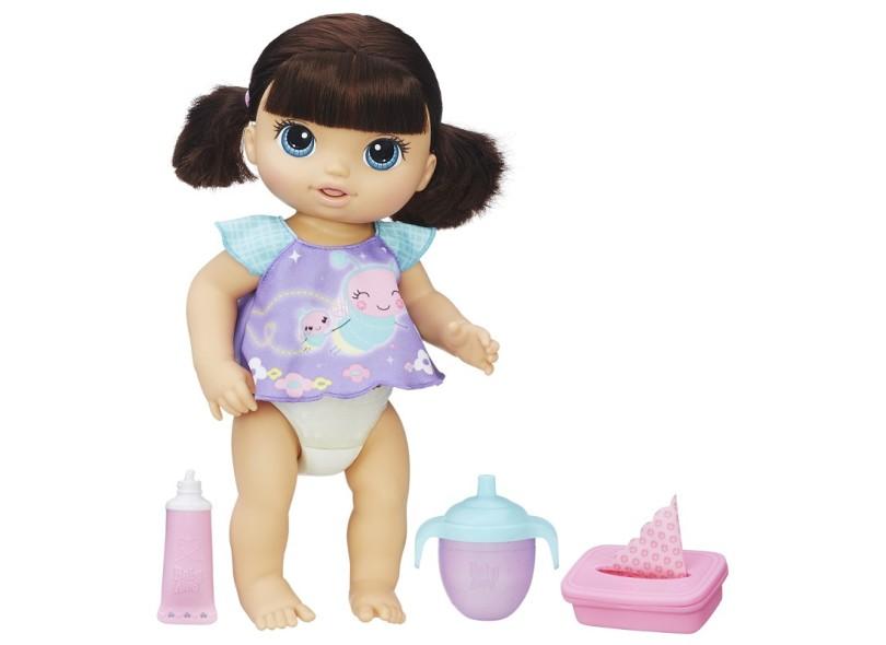 4059fa76aa Boneca Baby Alive Fralda Mágica Hasbro