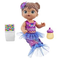Boneca Baby Alive Linda Sereia Hasbro