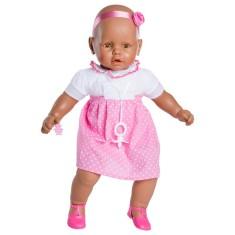 Boneca Meu Bebê Negro Estrela