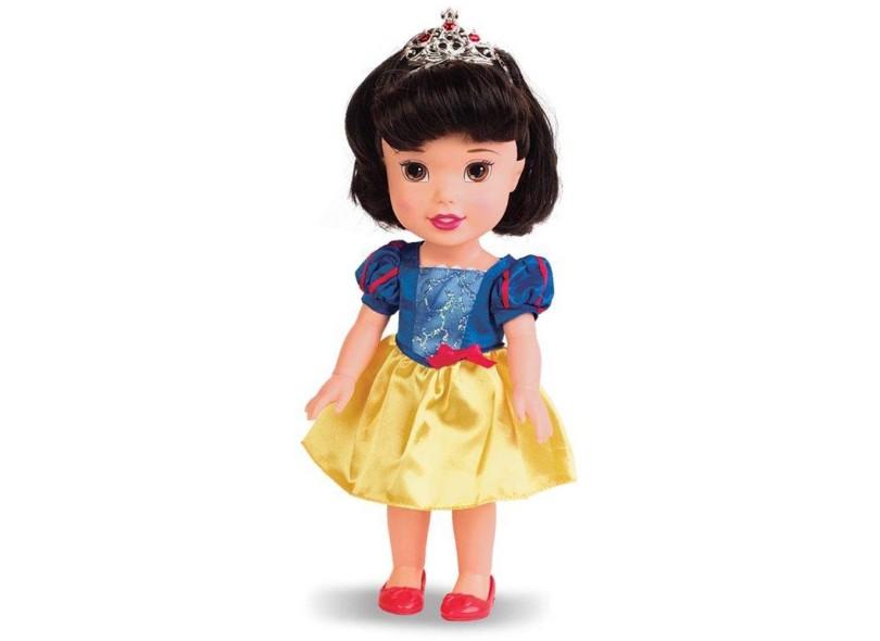 Boneca Princesas Disney Minha Primeira Princesa Grande Branca De