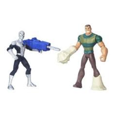 65184c0f368ff Boneco Homem Aranha Homem- Areia Ultimate Spider-Man Homem Aranha Vs  Sandman B6139 - Hasbro