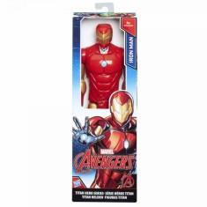 Boneco Vingadores Homem de Ferro Titan Hero C0756 - Hasbro 1ab261a9d6d4a