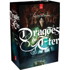 Foto Box Trilogia Dragões de Éter - Raphael Draccon - 9788580441000
