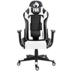 Cadeira Gamer Reclinável Arctic Fox Racer