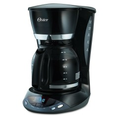Cafeteira Elétrica 12 Xícaras Oster Black Programável