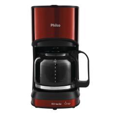 Cafeteira Elétrica 30 Xícaras Philco PCF41 Inox