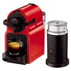 Cafeteira Expresso Nespresso Inissia Combo Inissia & Aeroccino