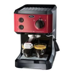 Cafeteira Expresso Oster Cappuccino BVSTECMP65R