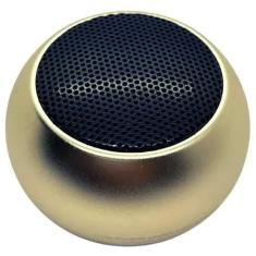 Caixa de Som Bluetooth Grasep Mini Speaker 3 W