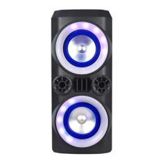 Caixa de Som Bluetooth Multilaser Mini Torre Neon X SP379 300 W