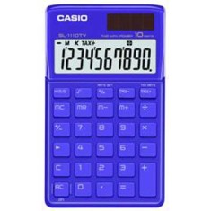 Foto Calculadora De Bolso Casio SL-1110TV