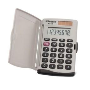 Calculadora De Bolso Maxprint MX-C80