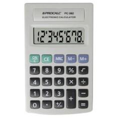 Calculadora De Bolso Procalc PC082
