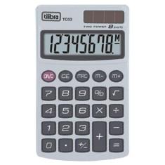 Calculadora De Bolso Tilibra Tc 03