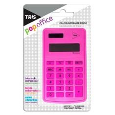 Calculadora De Bolso Tris Pop Office